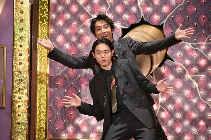 菅田将暉と桐谷健太がゲスト出演(写真提供:日本テレビ)