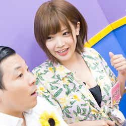 藤田恵名/「モデルプレスナイト」7月13日放送回より(C)モデルプレス