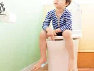 その声かけは子どもを傷付ける…トイレでうんちができない時はこうする!