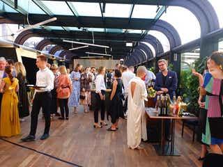 ワルシャワの5つ星ホテルでの「ポーリッシュ・ディナー」パーティー開催