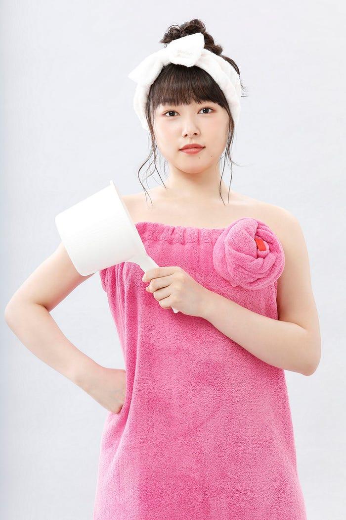 桜井日奈子(C)片山ユキヲ・小学館/「ふろがーる!」製作委員会