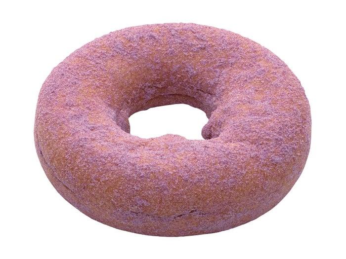 オイルカットドーナツ 紫いも/画像提供:株式会社ダスキン