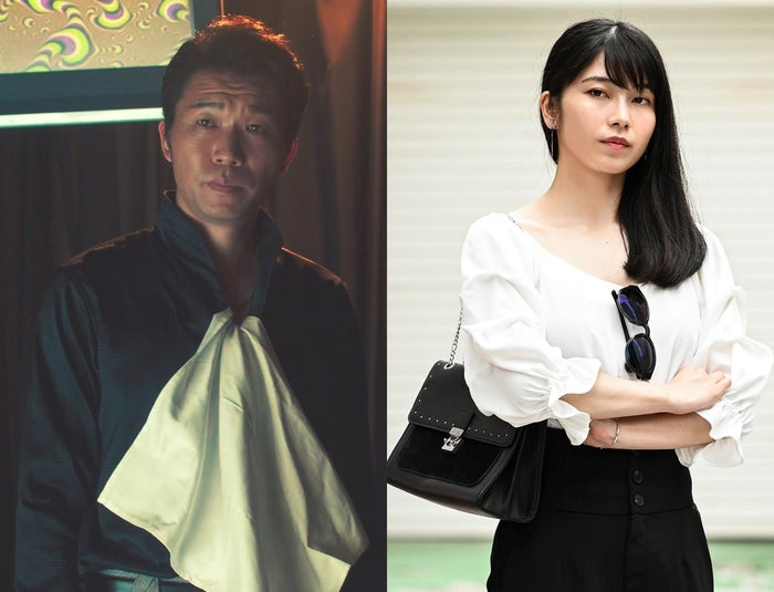(左から)高橋努、横山由依(画像提供:読売テレビ)