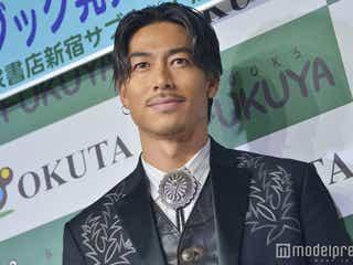 EXILE AKIRA「たたら侍」上映終了にコメント