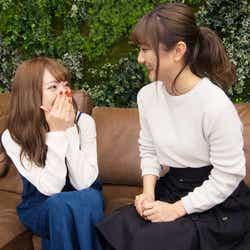 モデルプレス - ちぃぽぽ&ヘアメイクYUZUKO、簡単にできるモテヘアアレンジ解説