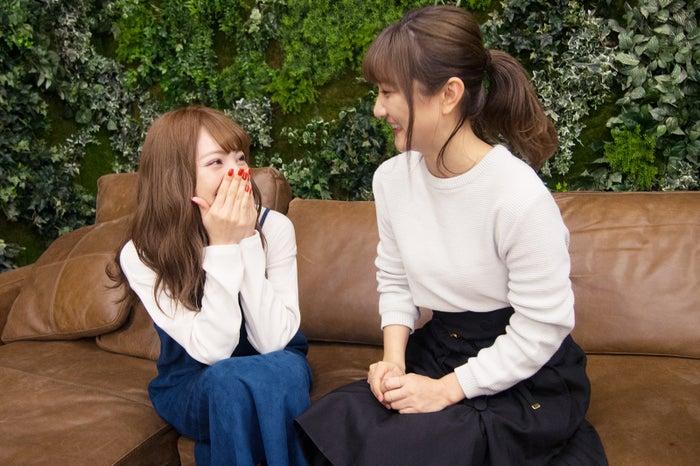 ちぃぽぽ&ヘアメイクYUZUKO、簡単にできるモテヘアアレンジ解説