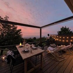 茨城「エトワ笠間」お洒落キャビンやテントでワンランク上の贅沢アウトドア体験