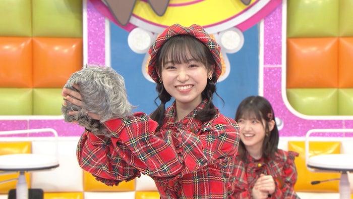 山内瑞葵 (C)日本テレビ