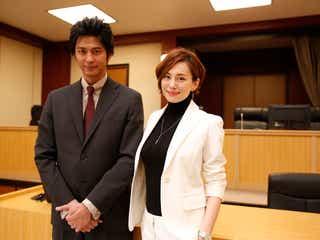 速水もこみち「リーガルV」最終章でキーパーソン役に 米倉涼子と7年ぶりドラマ共演
