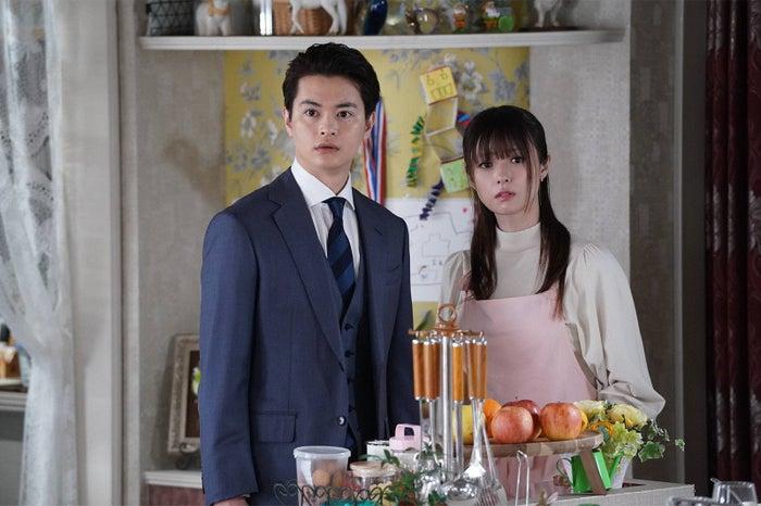 瀬戸康史、深田恭子「ルパンの娘」第6話より(C)フジテレビ