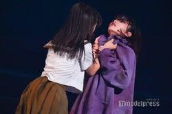 小栗有以、福岡聖菜/舞台版「マジムリ学園」ゲネプロの様子 (C)モデルプレス