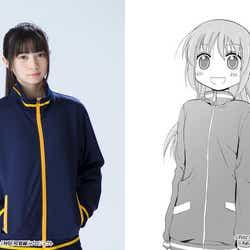モデルプレス - 桜田ひよりがドラマ&映画初主演 「咲-Saki-」実写化第2弾、キャスト発表