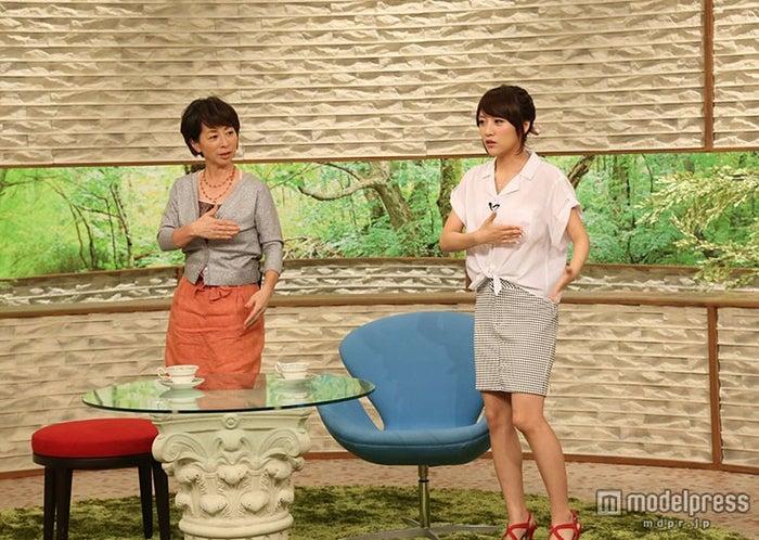 高橋みなみ出演 8月16日放送「サワコの朝」(MBS/TBS系)のワンシーン