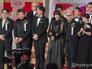 「三度目の殺人」最優秀作品賞で最多6冠 広瀬すず「お腹が痛いです」<第41回日本アカデミー賞>