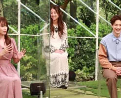 深田恭子、相葉雅紀とのエピソードを明かす!岸優太、同じ料理好きの佐藤勝利は「流派が違う」と対抗心メラメラ!?