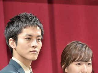 戸田恵梨香、松坂桃李と「クランクアップに初めて話した」
