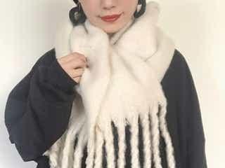 冬の特権!かわいくて暖かい《マフラーぐるぐる巻き》のおしゃれコーデ