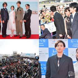 第8回沖縄国際映画祭開幕で大盛況となったレッドカーペットイベントの様子