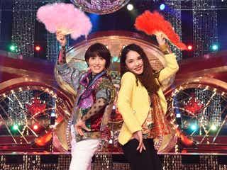 平野ノラ&荻野目洋子、初対面が実現 互いへの感謝