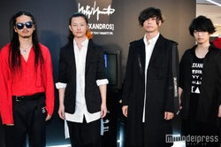 [Alexandros](左から)庄村聡泰、磯部寛之、川上洋平、白井眞輝 (C)モデルプレス
