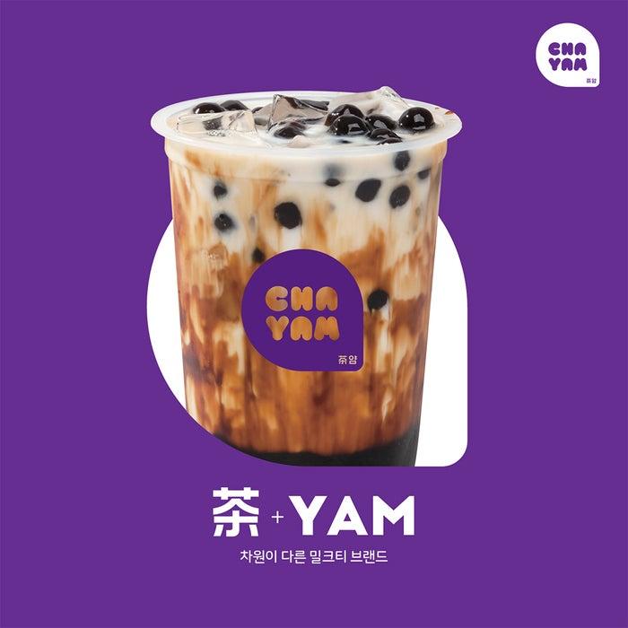 CHAYAM/画像提供:YOPU