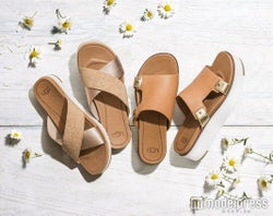 モデルプレス - 「UGG」はブーツだけじゃない!新サンダルコレクションが可愛くて履き心地抜群