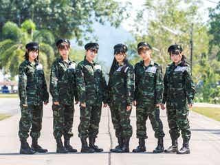 "AKB48、6年ぶりに""軍隊体験""復活「不安で一杯」「本音は超日本に帰りたい」"