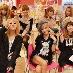 モデルプレス - TBS制作のギャル番組が最終回 人気モデル7名が出演