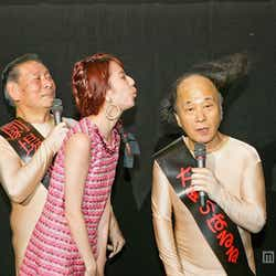 """モデルプレス - AKB48島崎遥香""""大阪のぱるる""""と初対面 """"髪の毛芸""""に大はしゃぎ"""