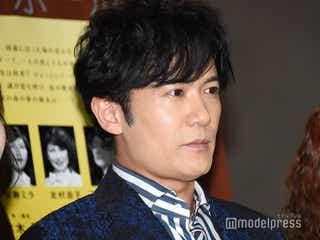 稲垣吾郎、ジャニーさんの質問に苦笑「聞かれるの4回目」改めて想いを語る