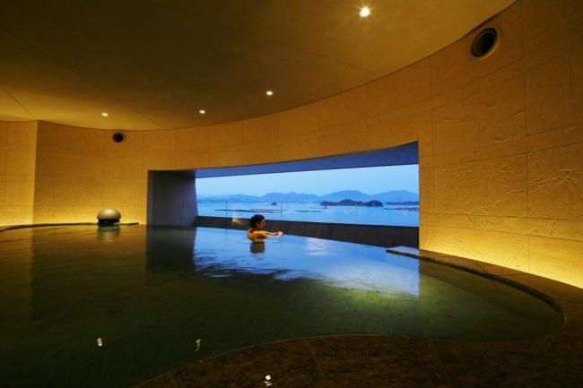 南紀白浜温泉 ホテル川久/画像提供:カラカミ観光