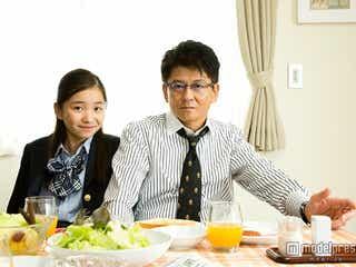 哀川翔、実の娘と親子役でドラマ初共演