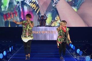 ソナーポケット「幸せになって」王道ラブソング熱唱で観客の涙誘う<TGC北九州2015>