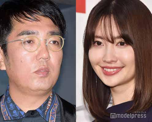 おぎやはぎ小木、小嶋陽菜の結婚を予言「来年はありそうだな」