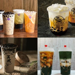 「台湾フェスタ2019」開催 日本初「タピオカストリート」で全8店を飲み比べ