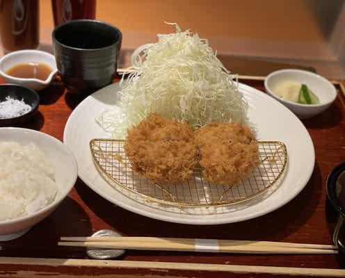【五反田】ミート矢澤系列!極上過ぎる激ウマとんかつがここに・・・・