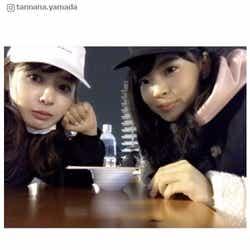 モデルプレス - 山田菜々&寿々姉妹の動画が可愛くて癒される「きょうだいです」にツッコミの声続々