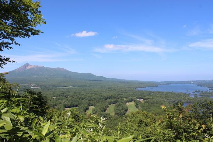 南北海道唯一の国定公園である大沼国定公園(提供画像:七飯大沼国際観光コンベンション協会)