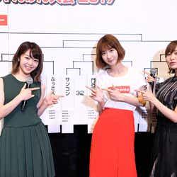モデルプレス -  【AKB48じゃんけん大会】本戦対戦カード決定 指原莉乃&柏木由紀&峯岸みなみ「サンコン」の相手は「絶対に避けたい」ユニット<一覧>