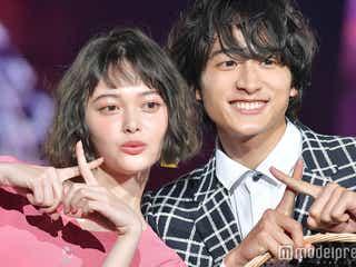 玉城ティナ&小関裕太、2ショットランウェイで密着「可愛い」の声とぶ<神コレ2018S/S>