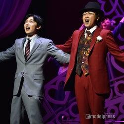 吉沢亮、初ミュージカル「プロデューサーズ」で堂々熱唱「必死に頑張っている」