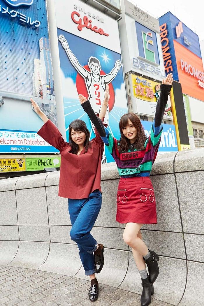 道頓堀(写真提供:関西テレビ)