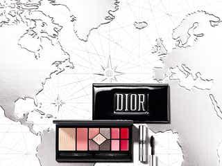 【Dior】贅沢マルチパレット限定登場 トレンド色アイシャドウ&人気アイテムがセットに