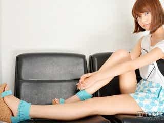 AKB48阿部マリア、恋愛観を語る「ファンの方、許してくれるかな?」 モデルプレスインタビュー