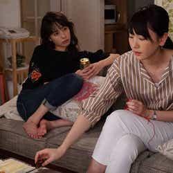 戸田恵梨香、新垣結衣/「コード・ブルー」第5話より(画像提供:フジテレビ)