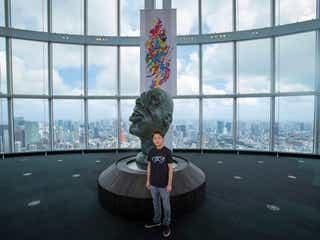 嵐・大野智、5年ぶり作品展開幕「やっぱり好きなんだろうねぇ」<FREESTYLE 2020 大野智 作品展>