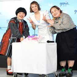 オカリナ、佐藤仁美、ゆいP(C)モデルプレス