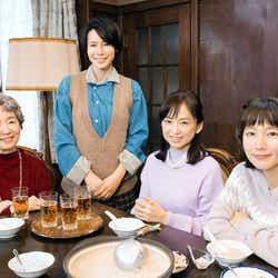 モデルプレス - 吉岡里帆、ダメ男に甘いOLに 中谷美紀&永作博美らと共同生活<あの家に暮らす四人の女>