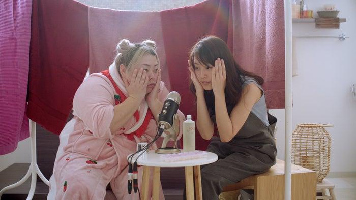 有村架純&渡辺直美が止まらない!SK-II「すっぴん素肌トーク」2週間で4,060万回再生の新作公開