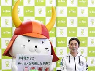 松田鈴英「しっかり稼いで税金を納める」 ツアー未勝利も「2勝、3勝を目指す」